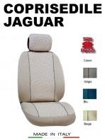 Coprisedili Anteriore per Auto JAGUAR con AIRbag GRIFFE 2Pz.