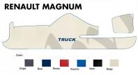 Copricruscotto Copertura Cruscotto su misura per Camion RENAULT MAGNUM
