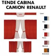 Tende Cabina Oscuranti per Camion RENAULT K T C D - MIDLUM PREMIUM MAGNUM