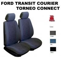 Coprisedili Auto Furgonate Ford Transit Courier, Torneo Connect dal 2013 in poi 2 Pz.