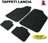 Tappeti in Moquette 4 Pz. EXCLUSIVE per Auto LANCIA