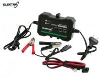 Caricabatterie Mantenitore di Carica Automatico 12V