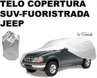 Telo Copriauto da Esterno per SUV e Fuoristrada JEEP