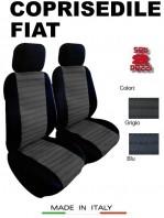Coprisedili Anteriore per Auto FIAT con o senza AIRbag JOLLY 2Pz.