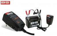 Caricabatterie e Mantenitore Carica Automatico 6V 12V 1000 mA