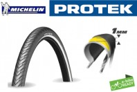 Copertone Bici e-Bike Michelin PROTEK Antiforatura 1 mm 2 Pz.