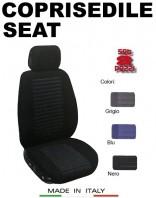 Coprisedili Anteriore Tessuto Imbottito per Auto SEAT con AIRbag TREND 2Pz.