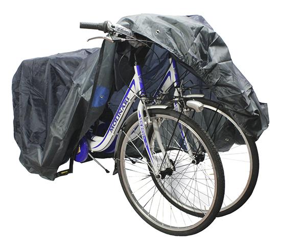 Telo copri bici multiposto per 2 o 3 bici 2e4ruote accessori for Telo copribici amazon