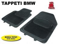 Tappeti Anteriori in Gomma COMFORT per Auto BMW