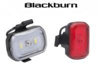 Fanali Bici Anteriore e Posteriore Batteria Ricaricabile USB Click