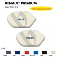 Copripannelli Portiera su Misura per Camion Renault PREMIUM dal 2006 in poi