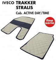 Tappeti Camion su Misura IVECO TRAKKER, STRALIS Cabina Active Day/Time STOCK/FINE SERIE