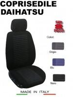 Coprisedili Anteriore Tessuto Imbottito per Auto DAIHATSU con AIRbag TREND 2Pz.