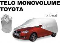 Telo Copriauto da Esterno per Monovolume o Minivan TOYOTA