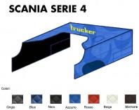 Copricofano Copertura Cofano su Misura per Camion SCANIA Serie 4