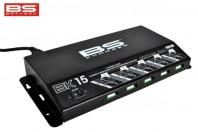 Caricabatterie e Mantenitore Professionale Multiplo 5 Canali