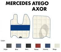 Tappeti su Misura per Camion Mercedes ATEGO e AXOR