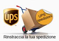 Rintraccia UPS