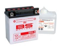 Batteria BB9-B Piaggio Vespa PX PXE VSX1T VNX2T VLX1T