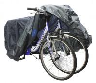 Telo Copri-Bici Multiposto per 2 o 3 Bici