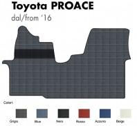 Tappeto Furgone su Misura per Toyota PROACE dal 2016 in poi
