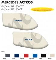 Copripannelli Portiera su Misura per Camion Mercedes ACTROS dal 2002 al 2011