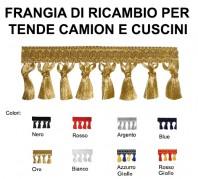 Frangia di Ricambio per Tende o Cuscini da Camion By Ernest 3 MT.