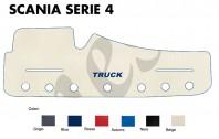 Copricruscotto Copertura Cruscotto su misura per Camion SCANIA Serie 4