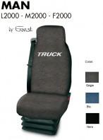 Coprisedile Singolo in Cotone per Camion MAN L2000 M2000 F2000