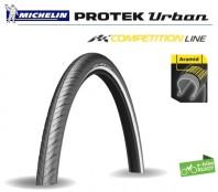 Copertone Bici e-Bike Michelin PROTEK Urban Antiforatura ARAMID 2 Pz.