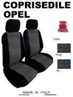 Coprisedili Anteriore per Auto OPEL con o senza AIRbag JOLLY 2Pz