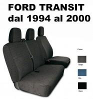 Coprisedili Furgone 3 Posti FORD Transit dal 1994 al 2000