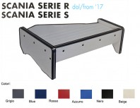 Tavolino Cruscotto su Misura per Camion SCANIA Serie R e S dal 2017