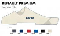 Copricruscotto Copertura Cruscotto su misura per Camion RENAULT PREMIUM dal 2006 in poi