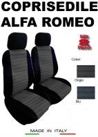 Coprisedili Anteriore per Auto ALFA ROMEO con o senza AIRbag JOLLY 2Pz.