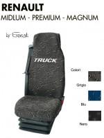 Coprisedile in Tessuto Super Resistente per Camion Renault MIDLUM PREMIUM MAGNUM