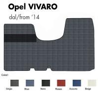 Tappeto Furgone su Misura Opel VIVARO dal 2014 in poi